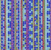 Geometric Aqua Fine-Art Print
