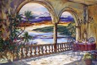 Caribe Sunset Fine-Art Print
