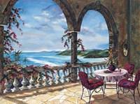 Sunset Over The Caribbean Fine-Art Print