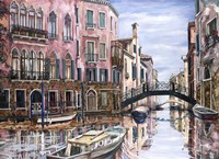 Afternoon In Venice Fine-Art Print
