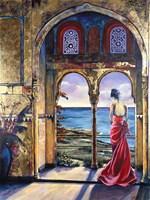 Lady Of The Alhambra Fine-Art Print