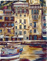 Mattina Di Portofino Fine-Art Print