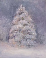 Snow Winter Tree Fine-Art Print