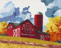 Mail Pouch Barn Fine-Art Print