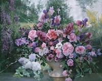 Lilacs Still Life Fine-Art Print