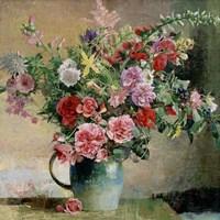 Peony Bouquet Fine-Art Print