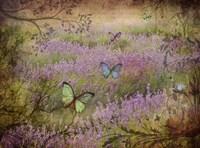 Butterfly Garden Fine-Art Print
