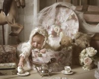 Victorian Baby Fine-Art Print