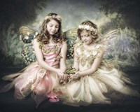 Frog and Princesses Fine-Art Print