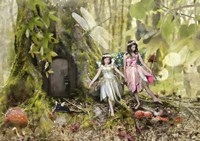 Frolicking Fairies Fine-Art Print