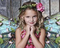 Beautiful Fairy Fine-Art Print