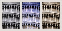 Different Color Exposures of Colleseum Fine-Art Print