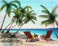 Tropical Vacation Fine-Art Print
