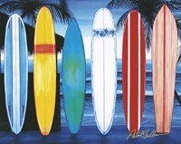Surfboards Fine-Art Print
