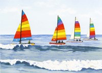 Sail Colors Fine-Art Print