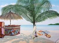 Tiki Bar Fine-Art Print