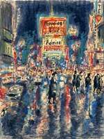 New York Times Square Fine-Art Print