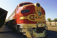 Santa Fe Railroad Fine-Art Print