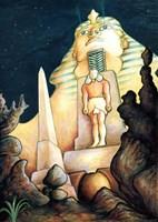 Magic Sphinx Fine-Art Print