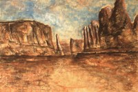 Red Rock Country Fine-Art Print