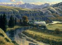 Canyon Run Fine-Art Print
