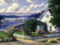Roche Harbor Fine-Art Print