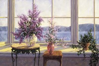 Bay Window Bouquet Fine-Art Print