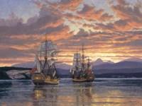 Captain Vancouver Fine-Art Print