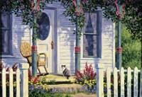 Spring Shadows Fine-Art Print