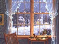 Winter Windows Fine-Art Print