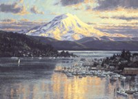 Gig Harbor 1 Fine-Art Print