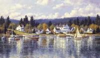 Gig Harbor Summer Fine-Art Print