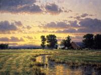 September Sunset Fine-Art Print