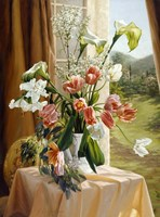 By The Window Fine-Art Print