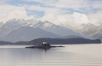 Eldred Rock Lighthouse, Alaska 09 Fine-Art Print