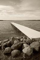On the Lake 2 Fine-Art Print