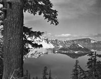 Crater Lake #1 Fine-Art Print