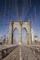 Brooklyn Bridge,  New York City, New York 08 Fine-Art Print