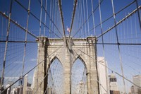 Brooklyn Bridge #2,  New York City, New York 08 Fine-Art Print