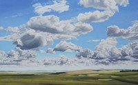 Prairie Clouds Fine-Art Print
