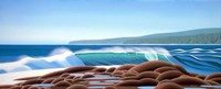 Surf On The Rocks Fine-Art Print