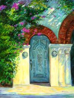 Blue Door Fine-Art Print