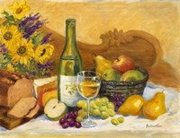 Autumn Afternoon Chardonnay Fine-Art Print