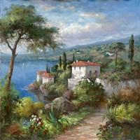 Villa Flora II Fine-Art Print