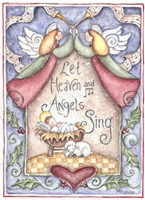 Let Heaven and Angels Sing Fine-Art Print