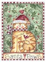 Santa Paws Fine-Art Print