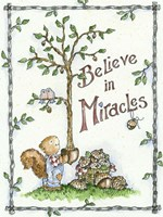 Believe In Miracles Fine-Art Print