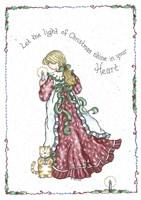 Let The Light Of Christmas Fine-Art Print