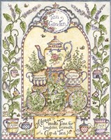 Tea Garden Fine-Art Print