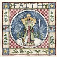 Christmas Faith Fine-Art Print
